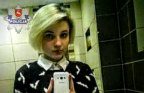 Zaginęła 15-letnia Julia Malczuk. Policja apeluje o pomoc w poszukiwaniach, może potrzebować pomocy medycznej