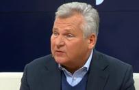 """Kwaśniewski w #dzieńdobryPolsko: to będzie gruby błąd PiS. """"Ten plan prowadzi do chaosu"""""""