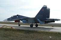 Rosja przerzuca myśliwce Su-30SM nad Bałtyk