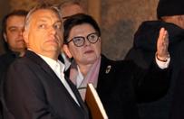 Premier Szydło rozmawiała w Krakowie z premierem Węgier