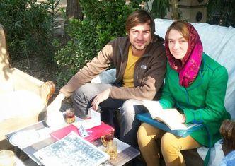 Marsz z Berlina do Aleppo. Rodzina podróżników chce zmienić świat