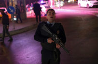 Wybuch pod stadionem Besiktasu Stambuł w Turcji