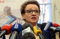 Anna Zalewska: w podstawie programowej nie było i nie ma Wałęsy