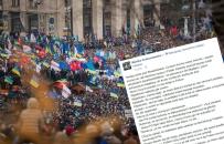 """""""Nie porównujcie tego cyrku w Warszawie do Majdanu"""". Mocny głos z Ukrainy"""
