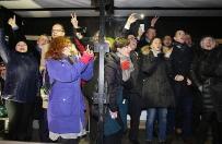 CBOS: najwięcej Polaków zaangażowanych w protesty od 28 lat