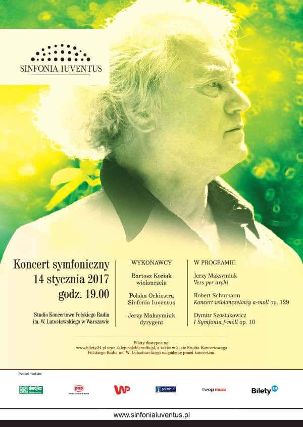 Koncert Symfoniczny Polskiej Orkiestry Sinfonia Iuventus