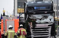 Zamachowiec z Berlina chciał porwać inną ciężarówkę