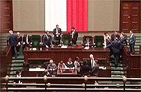 Michał Szczerba: ocenzurowano moją wypowiedź w stenogramie
