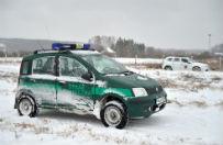 Imigranci na granicy polsko-ukraińskiej