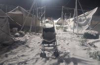 Uchodźcy na mrozie - są ofiary śmiertelne