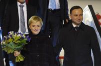 Prezydent Andrzej Duda z małżonką z oficjalną wizytą w Izraelu i Palestynie