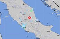 Silne wstrząsy sejsmiczne w środkowych Włoszech. W Rzymie ewakuowano dwie linie metra