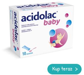 Acidolac Baby saszetki