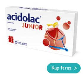 Acidolac Junior czerwony