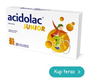 Acidolac Junior pomarańcz