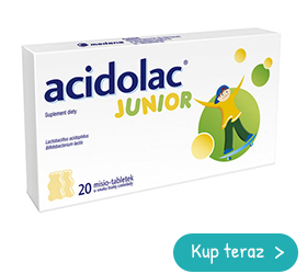 Acidolac Junior zielony