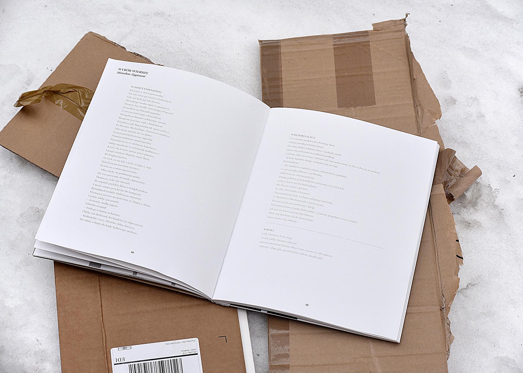 Niewidzialny druk istnieje. Ta książka to udowadnia