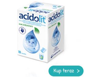 Acidolit jabłko