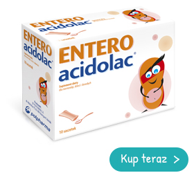 Entero Acidolac saszetki