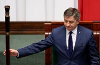 Marek Kuchciński pozostaje marszałkiem Sejmu