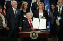 Antymuzułmański dekret Trumpa jest nielegalny? Prawnicy będą go kontestować