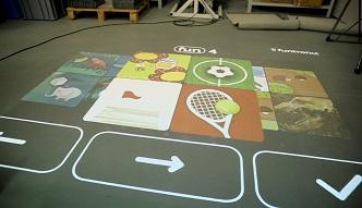 Pomysł na biznes: Podłoga interaktywna