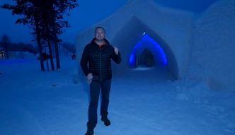Na własnej skórze – noc w lodowym hotelu