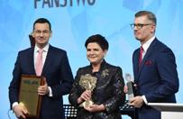 """Wicepremier Morawiecki Człowiekiem Roku """"Gazety Polskiej"""""""