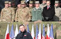Prezydent Andrzej Duda przywitał żołnierzy
