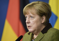 """Czy to """"hołd berliński""""? Burza wokół spotkania Merkel z opozycją"""