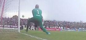 #dziejesiewsporcie: takie rzeczy widuje się rzadko. Niecodzienny gol z Brazylii