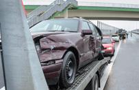 Lubelskie: karambol na S17, zderzyło się 12 samochodów