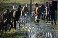 """Łotwa postawiła 23-kilometrowy płot na granicy z Rosją. """"Ma zapobiegać nielegalnej imigracji"""""""