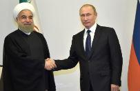 Donald Trump bierze się za Iran. Będzie chciał wbić klin w jego sojusz z Rosją?