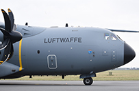 Awaria silnika w samolocie niemieckiej minister obrony