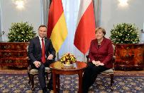 Wizyta Angeli Merkel to pasmo protokolarnych wpadek. Nie popisali się Duda, Kaczyński i ludzie Waszczykowskiego