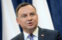 Prezydent Andrzej Duda o kwestii poparcia kandydatury Donalda Tuska: to decyzja rządu