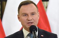 Andrzej Duda o polityce zagranicznej: osiągnęliśmy cele na 2016 r.