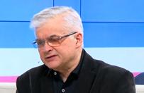 Włodzimierz Cimoszewicz o Donaldzie Tusku w #dzieńdobryWP: wcześniej zbyt pasywny, ostatnio bardziej aktywny