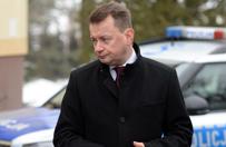 Mariusz Błaszczak zapewnia, że dezubekizacja nie obejmie byłych milicjantów