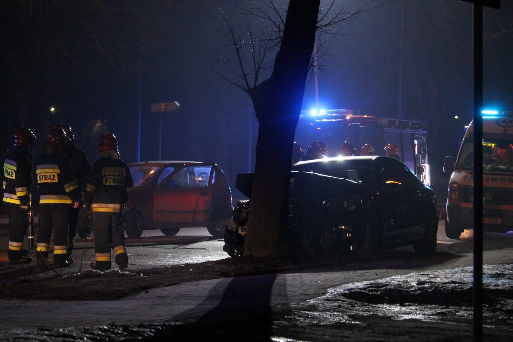 Wypadek z premier Szydło. Janicki: wina niedoświadczonego kierowcy auta z tyłu kolumny