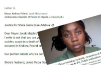 Zagraniczne media podejrzewają mieszkańca Krakowa o zabójstwo swojej żony