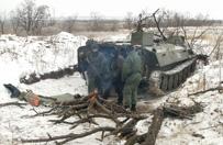 Kreml przyznaje: Rosjanie są w Donbasie