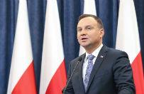 Nowy sondaż. Polacy najbardziej ufają prezydentowi Andrzejowi Dudzie