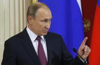 Rosja: Władimir Putin oskarża NATO