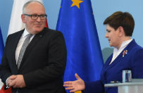 """""""Dialog z Polską nie powiódł się"""". Czy KE zastosuje art. 7 traktatu o UE?"""