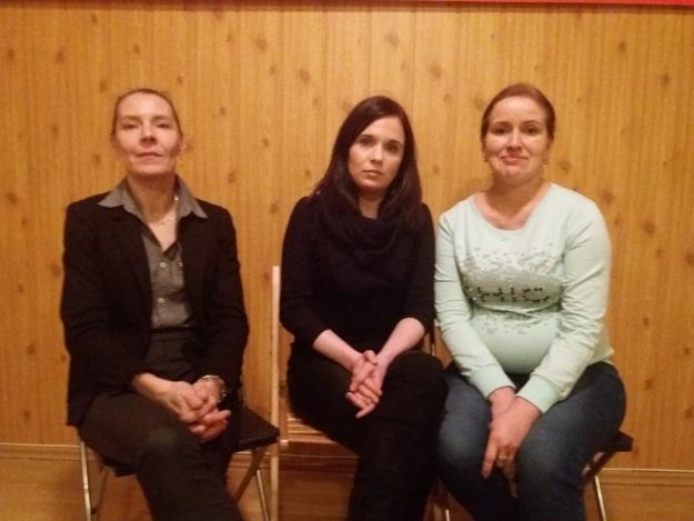 Renata Olech, Joanna Pujanek, Magdalena Pustkowiak