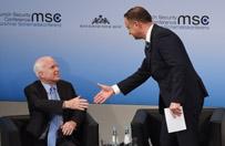 John McCain zwrócił się do Andrzeja Dudy z zagadkowymi słowami