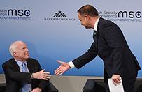 Jest reakcja na zagadkowe słowa McCaina o Polsce. Marek Magierowski: to wezwanie