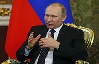 Putin głęboko zasmucony śmiercią Czurkina